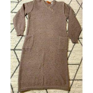 Missoni Italian Wool Long Sleeve Sweater Dress